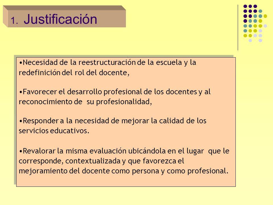23 1.La evaluación de docentes debe tener una clara direccionalidad y orientación.