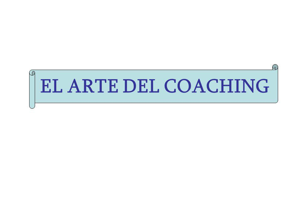 EL ARTE DEL COACHING