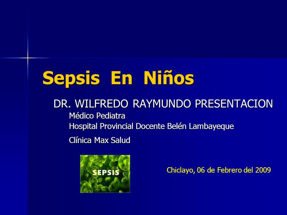 SEPSIS SRIS secundario a infección.