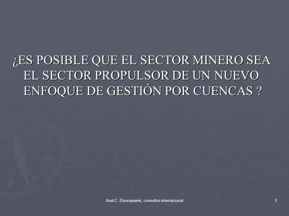 En América Latina esta de moda hablar de gestión y manejo de Cuencas así como de Gestión ambiental y Gestión de los Recursos Hídricos. (ojala Integral