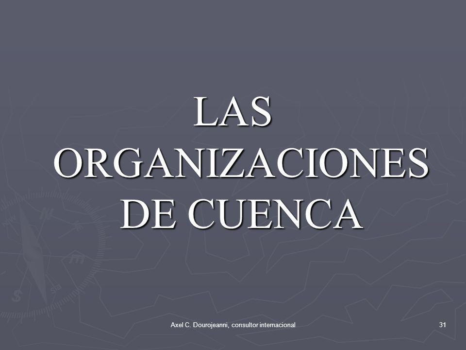 CAMBIOS EN LAS FORMAS DE ABORDAR LA GESTIÓN AMBIENTAL En la gestión participativa por cuencas el objetivo es conseguir que los sistemas ambientales y