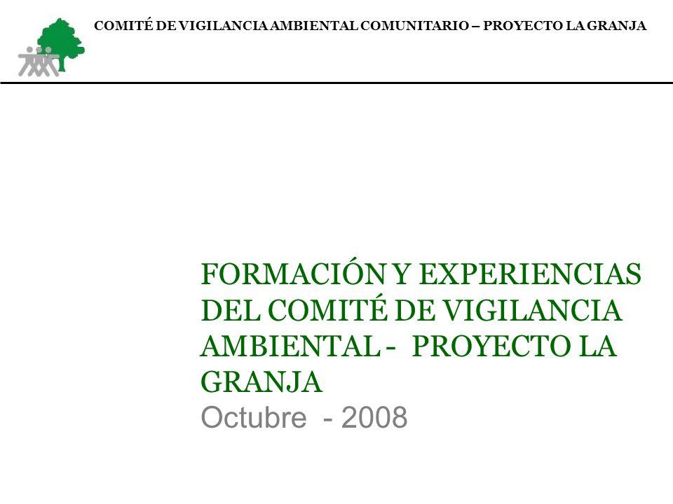 Levantamiento de observaciones Las áreas involucradas toman las medidas correctivas y se hace el levantamiento de la observación dada por el comité de vigilancia ambiental.