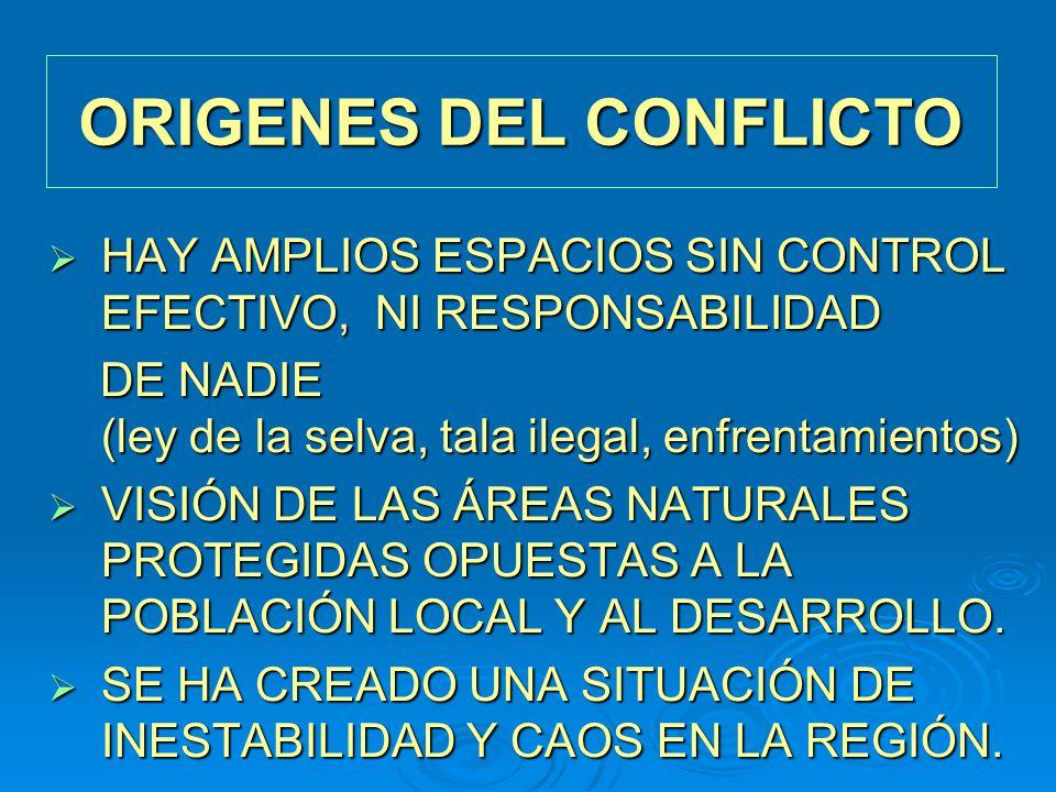 HAY AMPLIOS ESPACIOS SIN CONTROL EFECTIVO, NI RESPONSABILIDAD HAY AMPLIOS ESPACIOS SIN CONTROL EFECTIVO, NI RESPONSABILIDAD DE NADIE (ley de la selva,