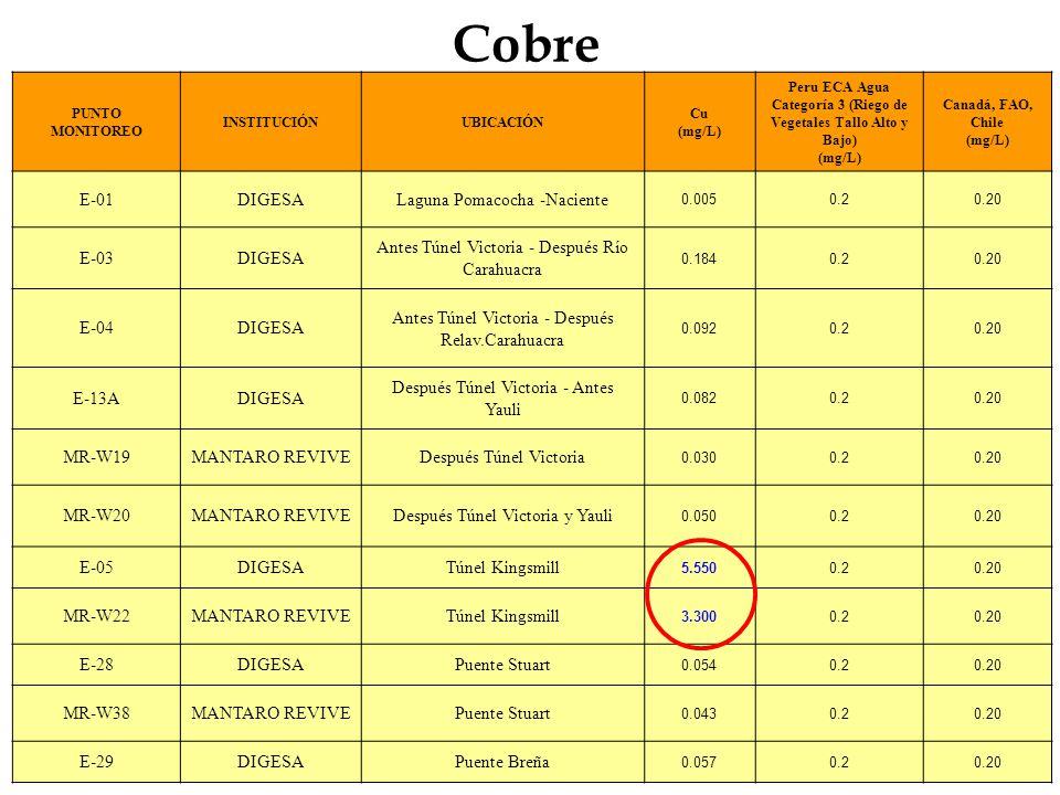 Un nuevo marco de opciones Resolver problema de contaminación por residuos sólidos: Fondo Regional para la Gestión Ambiental de los Residuos Sólidos Proyecto de tratamiento de aguas residuales de la Ciudad de Huancayo Creación de Áreas de Conservación Regional sobre zonas críticas en la cuenca (Nevado de Huaytapallana)
