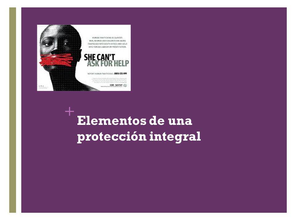 + Elementos de una protección integral