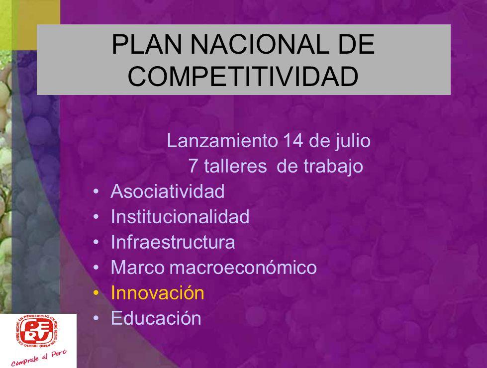 II Conferencia Internacional sobre Promoción del Desarrollo de las Economías Locales y Regionales OIT, 10, 11 y 12 de agosto Lima Desarrollo territori