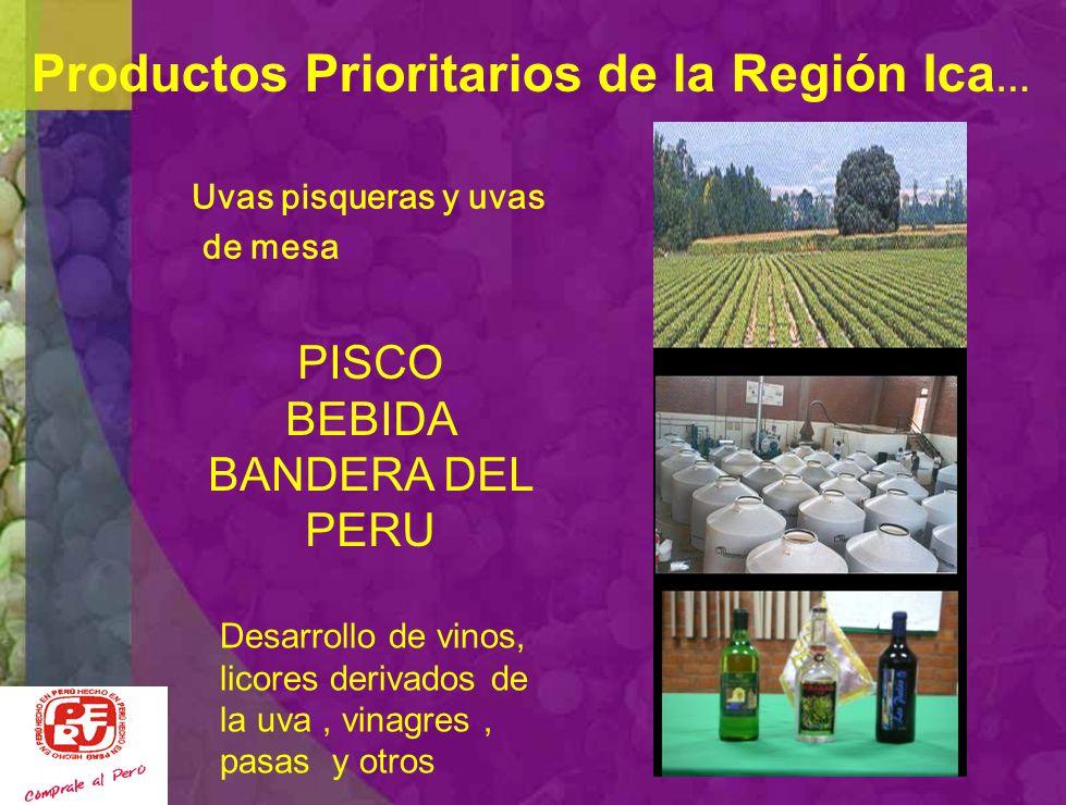 Panamericana Sur Km. 293.30 Distrito Salas Guadalupe Departamento de Ica. Primer exportador agroindustrial de Perú Un caso exitoso CITEvid
