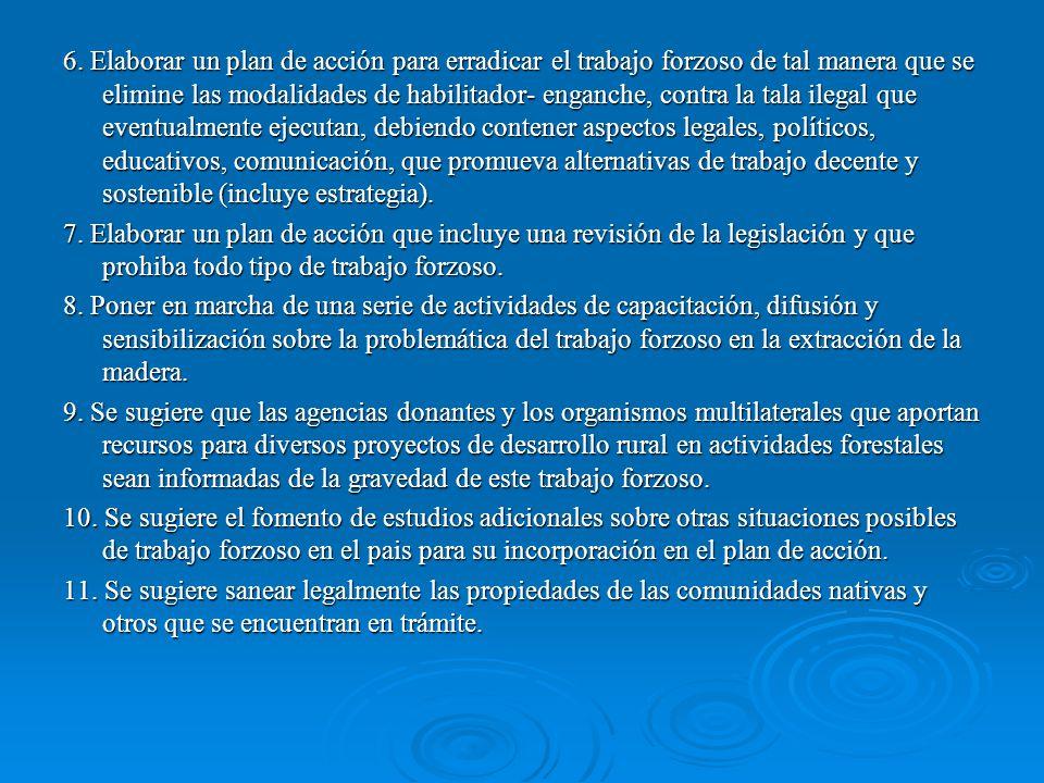 SOLUCIONES Y RECOMENDACIONES: POR PARTE DE LA AUTORIDAD ADMINISTRATIVA DE TRABAJO - INSPECCIONES 1. Realizar convenios interinstitucionales entre la D