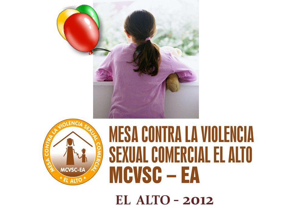 EL ALTO - 2012