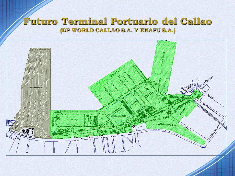 Futuro Terminal Portuario del Callao (DP WORLD CALLAO S.A. Y ENAPU S.A.)