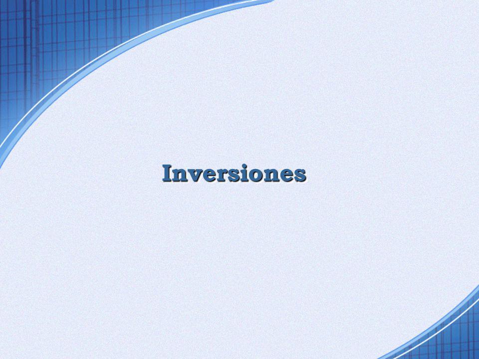 InversionesInversiones