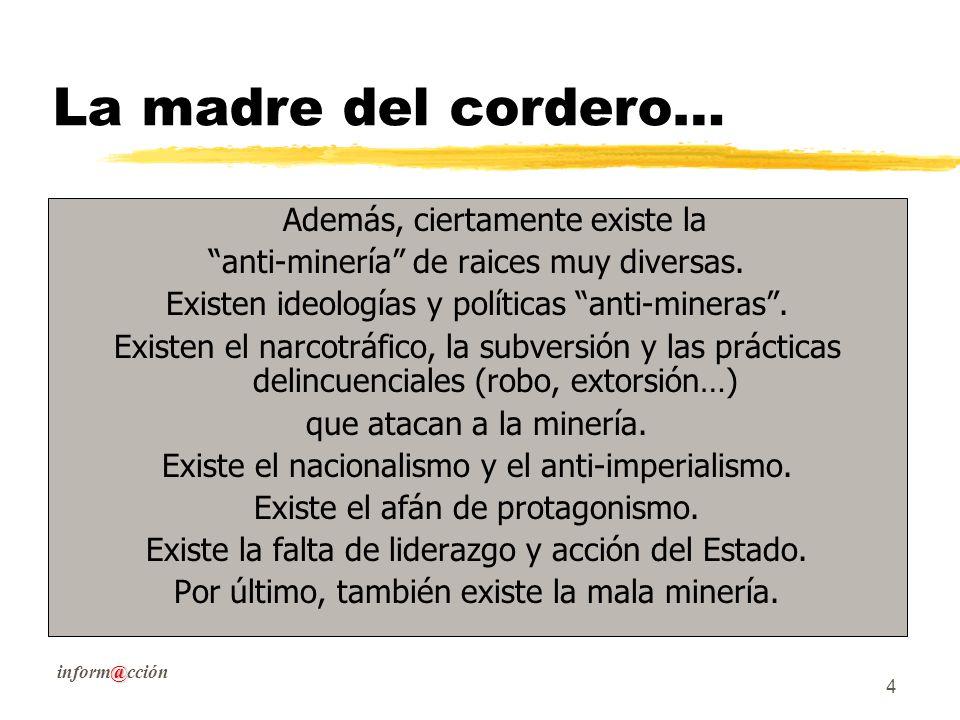 @ inform@cción 5 Objetivos generales zPropiciar el desarrollo regional integral de nuestro país.