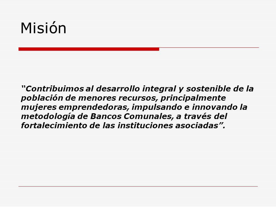 Desarrollo institucional de la red Desarrollo de capacidades de las instituciones del Consorcio Incidencia en Políticas Ejes Estratégicos de PROMUC Ejes Estratégicos de PROMUC