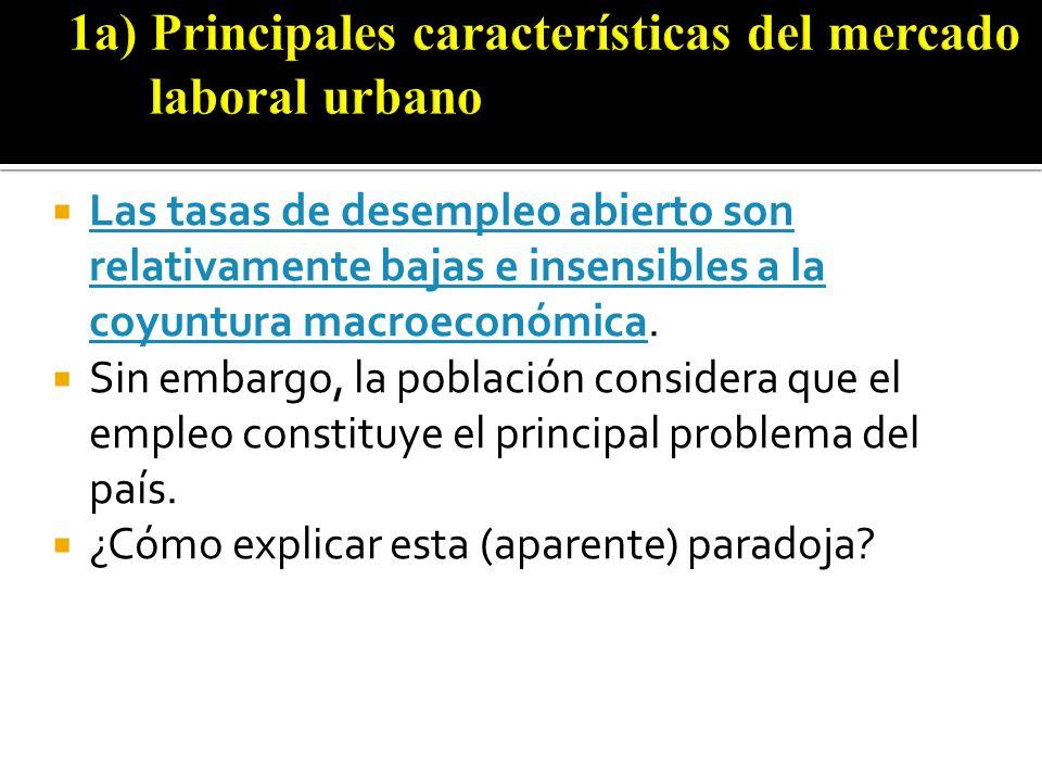 Contribución de diferentes factores a la desigualdad de los ingresos por trabajo (trabajadores independientes y patronos, jefes de unidades de producción) Herrera, J.