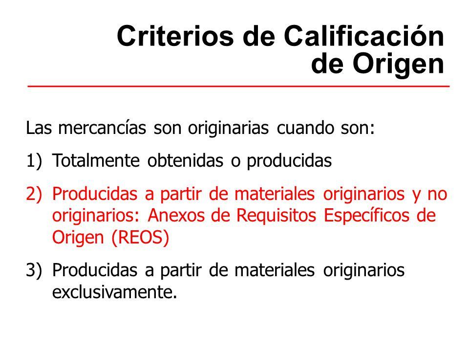 Solicitud de Trato Preferencial Certificación de origen emitida por el importador, exportador o productor (artículo 19 del DS 003-2009-MINCETUR).