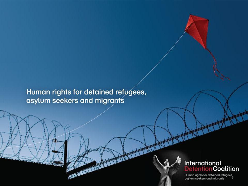 Explorando las Alternativas a la Detención migratoria Introducción al Modelo CAP 2