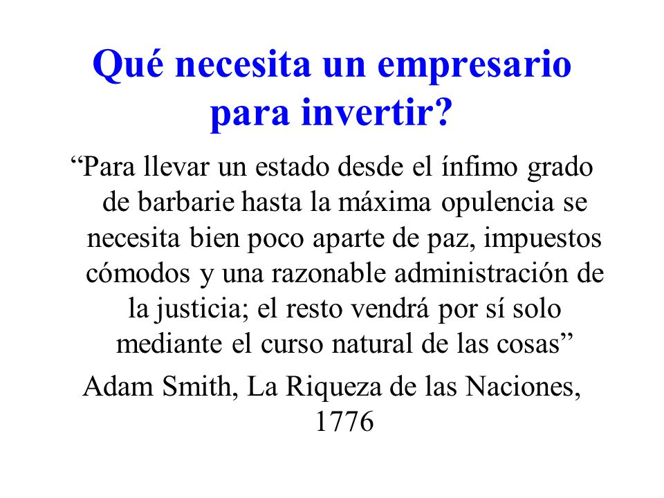 Inversiones Factores que determinan la inversión.–Instituciones.