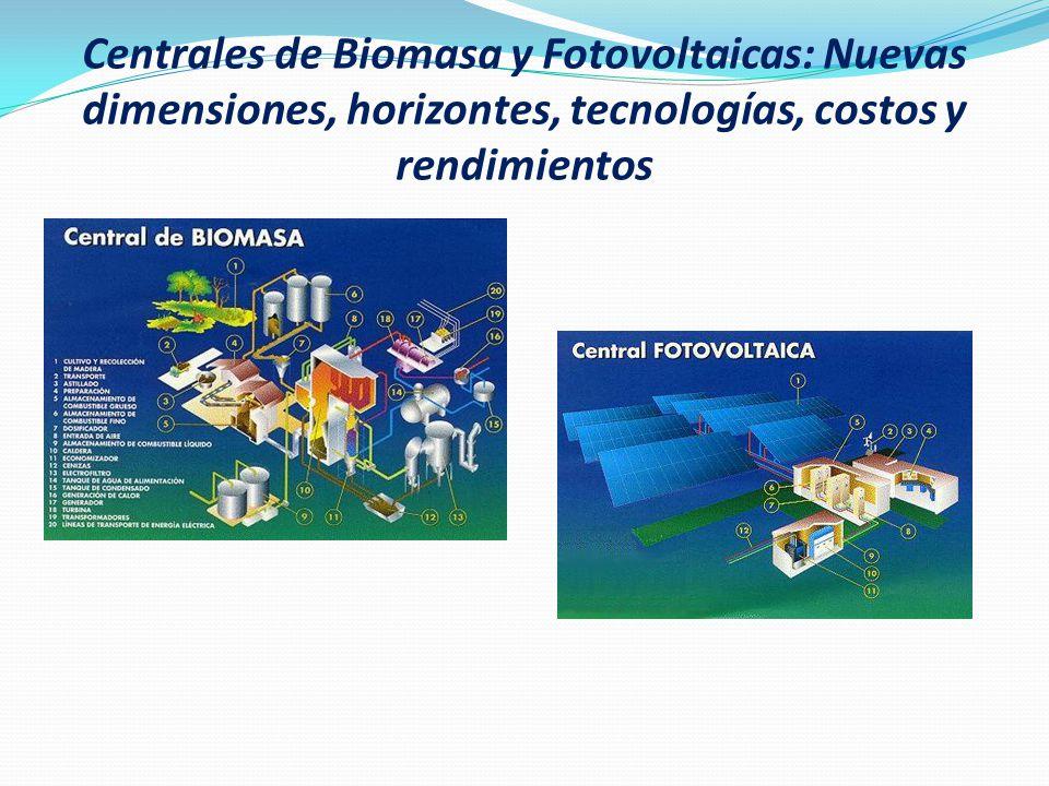 Las centrales termo solares con concentradores parabólicos, tienen un potencial ilimitado en la costa y sierra peruanas Se pueden instalar al corto plazo, a lo largo de la costa peruana sobre nuestros desiertos centrales del orden de los 10000 MW.