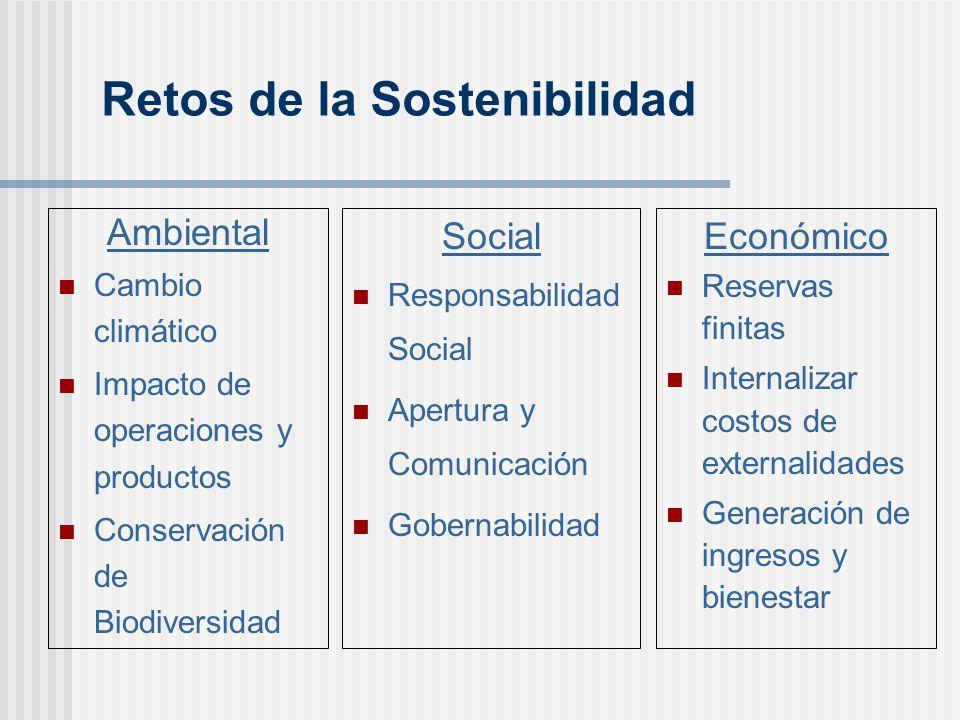Responsabilidad Social Generación de valor Armonía y aceptación en el entorno.