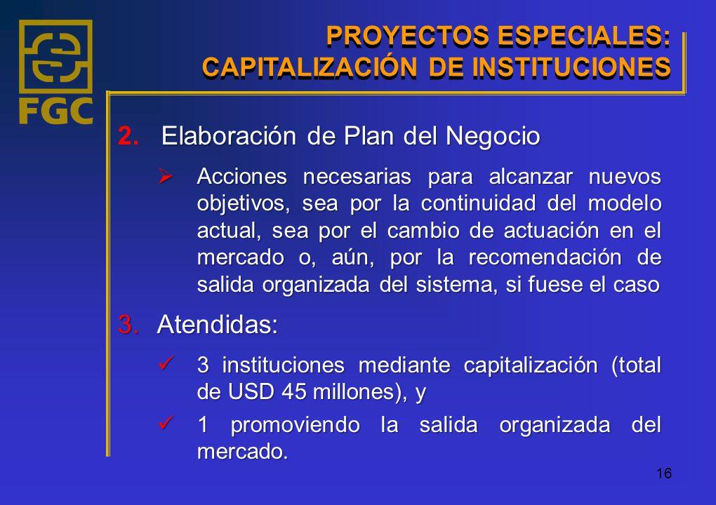 16 Elaboración de Plan del Negocio 2.