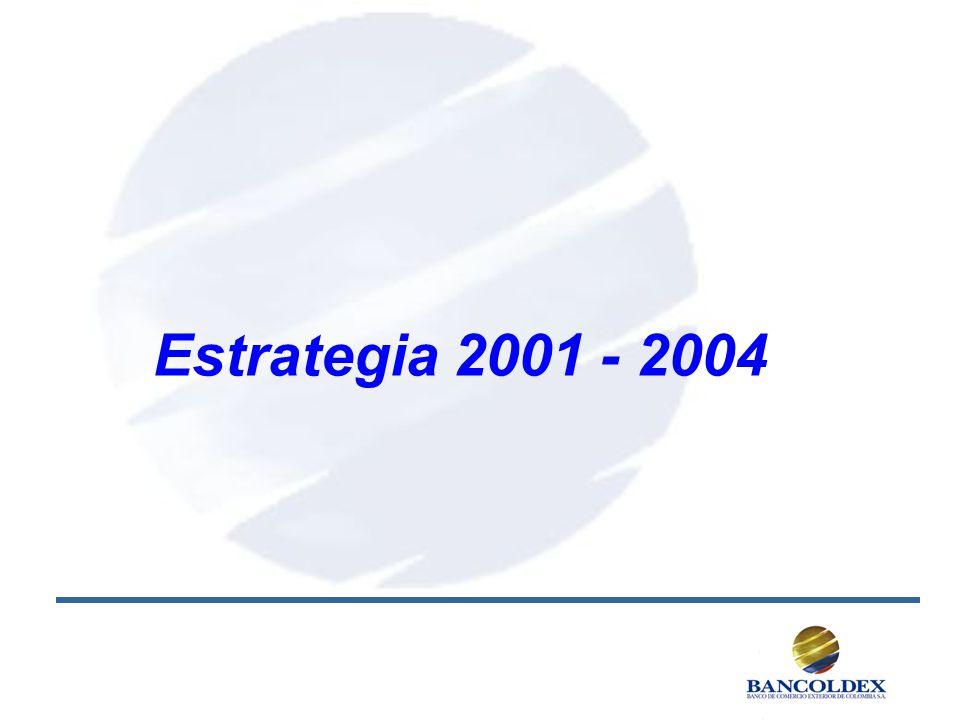 Estrategia 2001 - 2004
