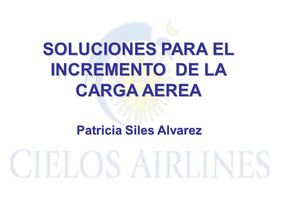 Características del mercado de Carga Aérea Además de una alta concentración y estacionalidad, el espárrago tiene un bajo valor unitario para los estándares del mercado de carga aérea, incluso respecto a otros productos perecibles.