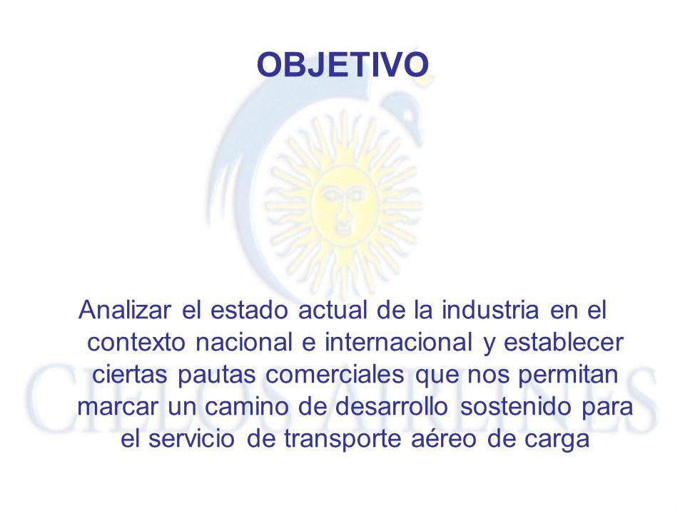 Servicio de Transporte Aéreo en el Perú Casi inexistente por sus altos costos, entre ellos: combustible, aranceles de importación de la carga, servicios de navegación, aterrizaje y despegue, etc.