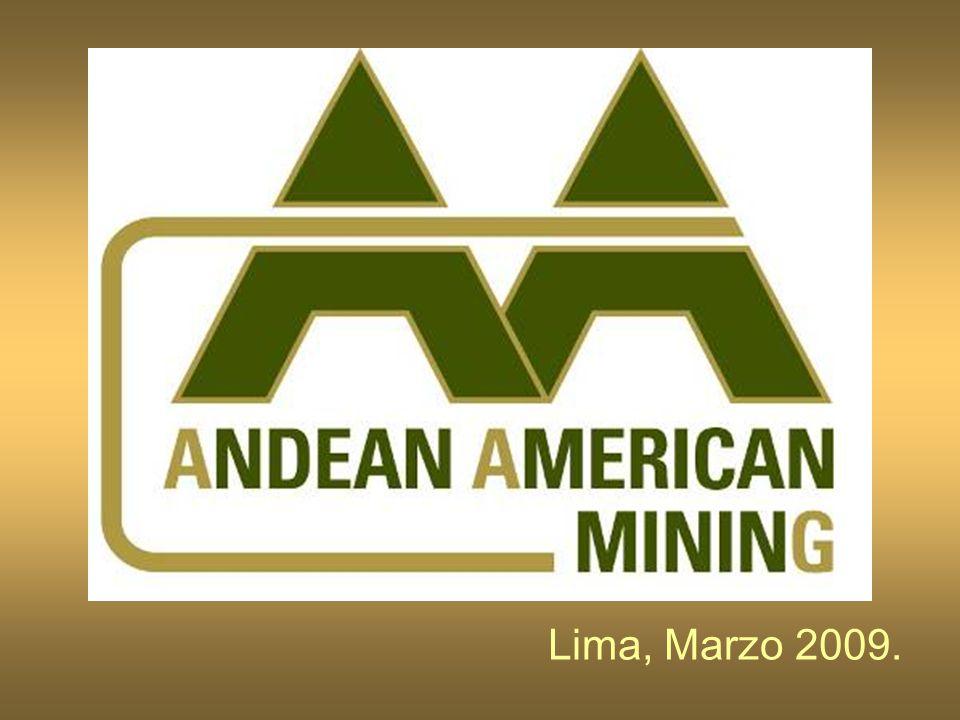 AAG : BVL AAG : TSX-V www.andeanamerican.com Oficinas en Lima, Peru: (511) 221-6262 ó 221-6259.
