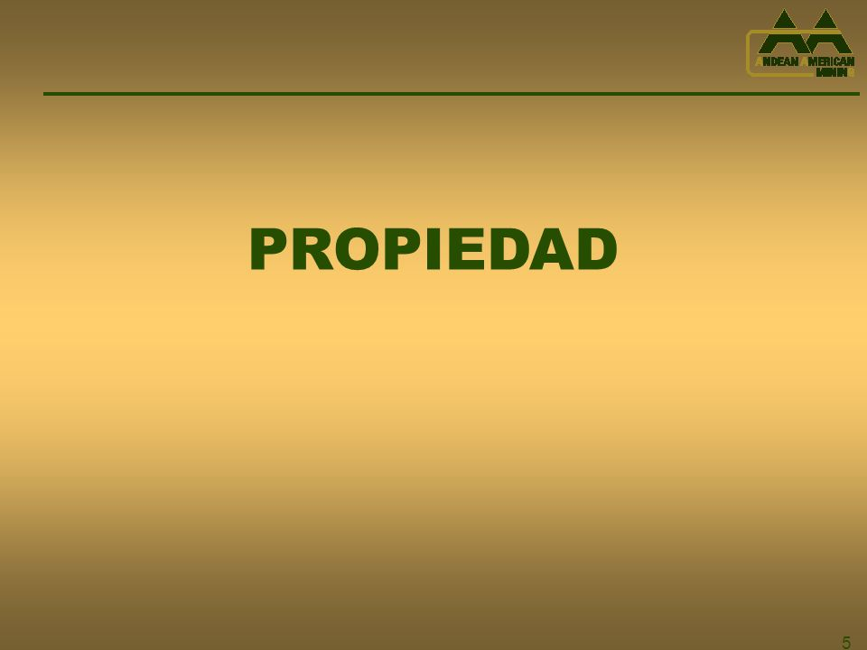 5 PROPIEDAD