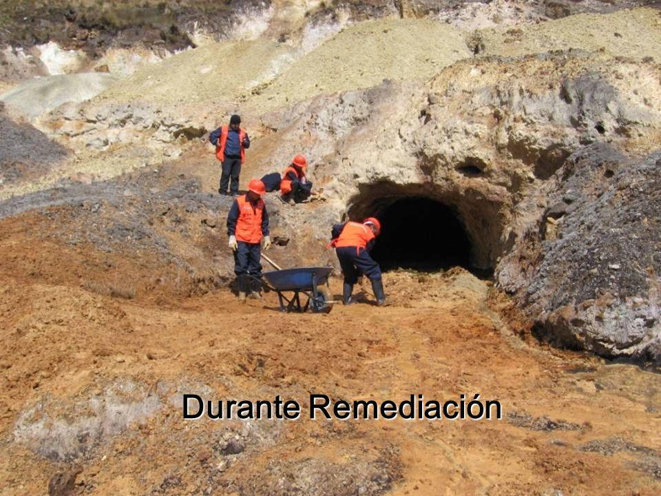 60 Durante Remediación