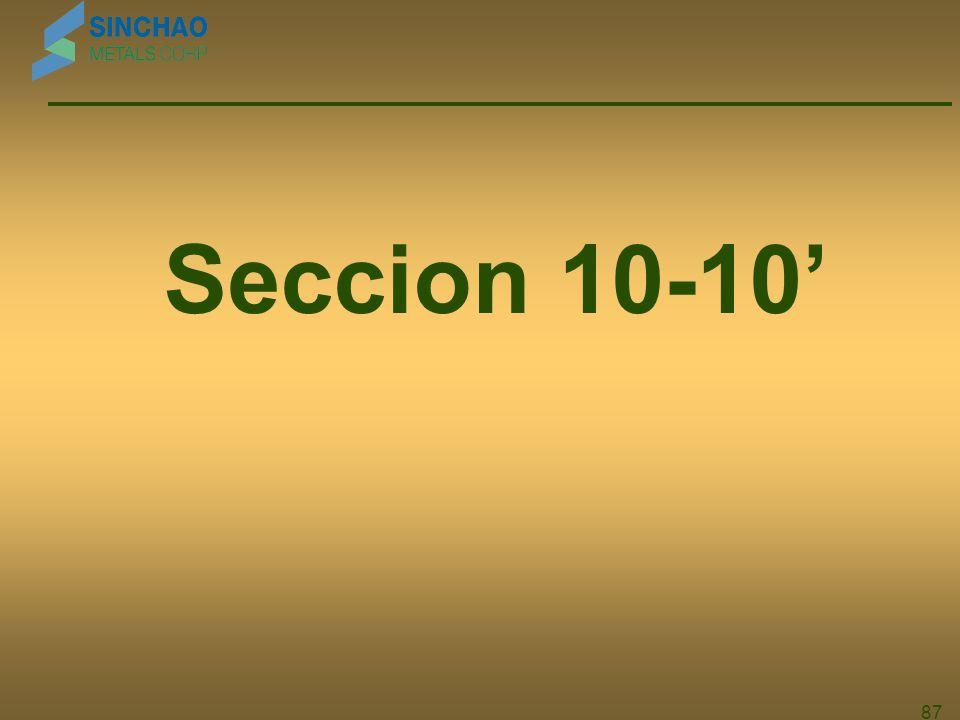 87 Seccion 10-10