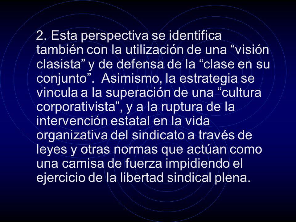 2.Otros colectivos no laborales Organizaciones de usuarios y consumidores 3.