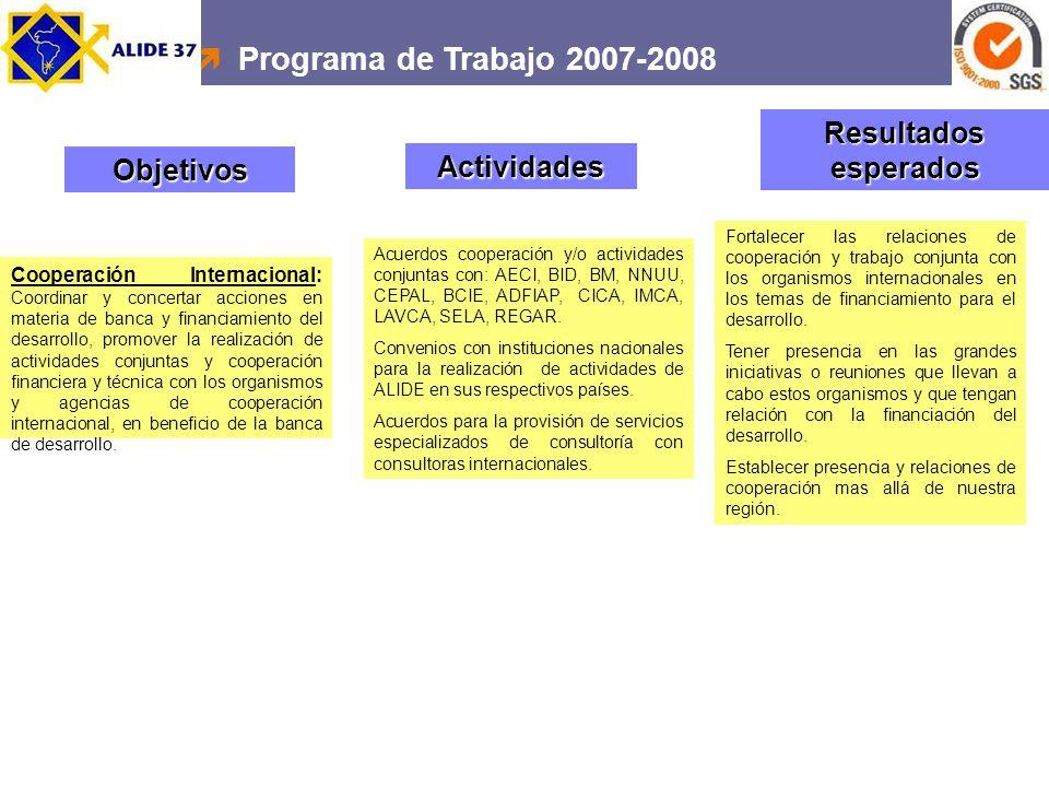 Presupuesto General 2007