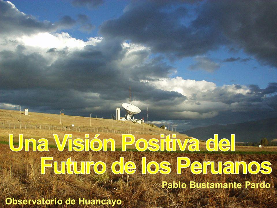 Pablo Bustamante Pardo Observatorio de Huancayo