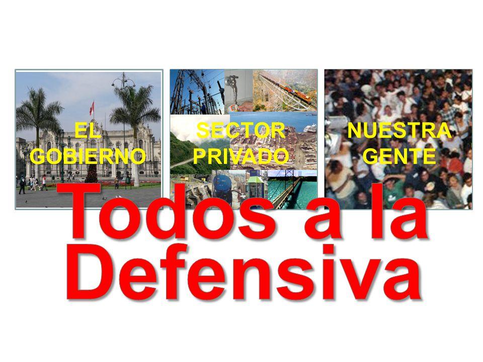 Sector priv SECTOR PRIVADO NUESTRA GENTE EL GOBIERNO