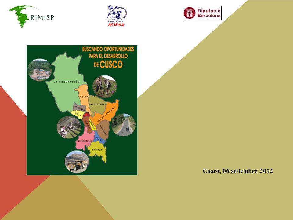 ALGUNAS CARACTERÍSTICAS Territorio andino / amazónico/ megadiverso Proceso de descentralización en marcha Recursos extractivos (gas, minería) Economía que muestra dinamismo Pobreza 57% y 27% extrema pobreza Proyectos estratégicos regionales (Gasoducto, Aeropuerto) en pleno debate