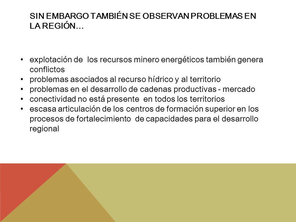 VISION DE DESARROLLO REGIONAL PRDC En el 2021, el Cusco es una sociedad con una sólida identidad regional, sustentada en sus culturas de origen andina y amazónica.