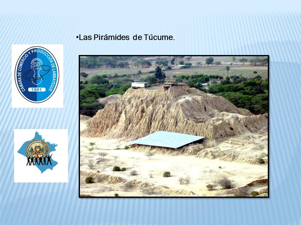 Las Pirámides de Túcume.