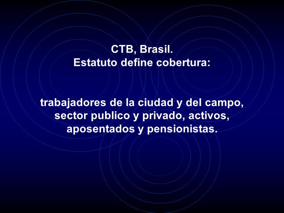 CTB, Brasil.