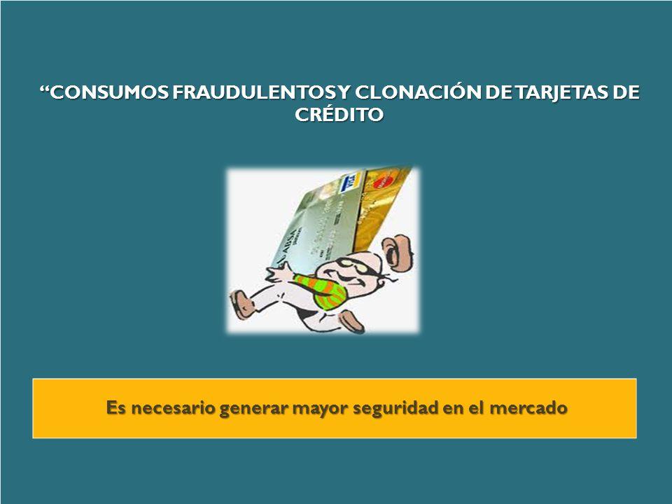 ALTERNATIVA A NIVEL INTERNACIONAL INCLUSIÓN DEL CLIP COMO MEDIDA DE SEGURIDAD EN LAS TARJETAS A DICIEMBRE DEL (2011) TODAS LAS TARJETAS EMITIDAS EN ESPAÑA FUNCIONAN CON CHIP, CON LA FINALIDAD DE BRINDAR UNA MAYOR SEGURIDAD EN LAS TRANSACCIONES