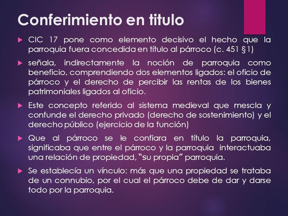 2.- ELEMENTOS PARA UNA INTERPRETACIÓN DE LA FORMULA PASTOR PROPIO La reacción a los excesos anti jansenistas Antes del c.