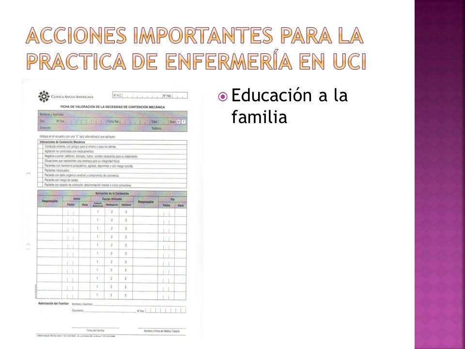 Educación a la familia
