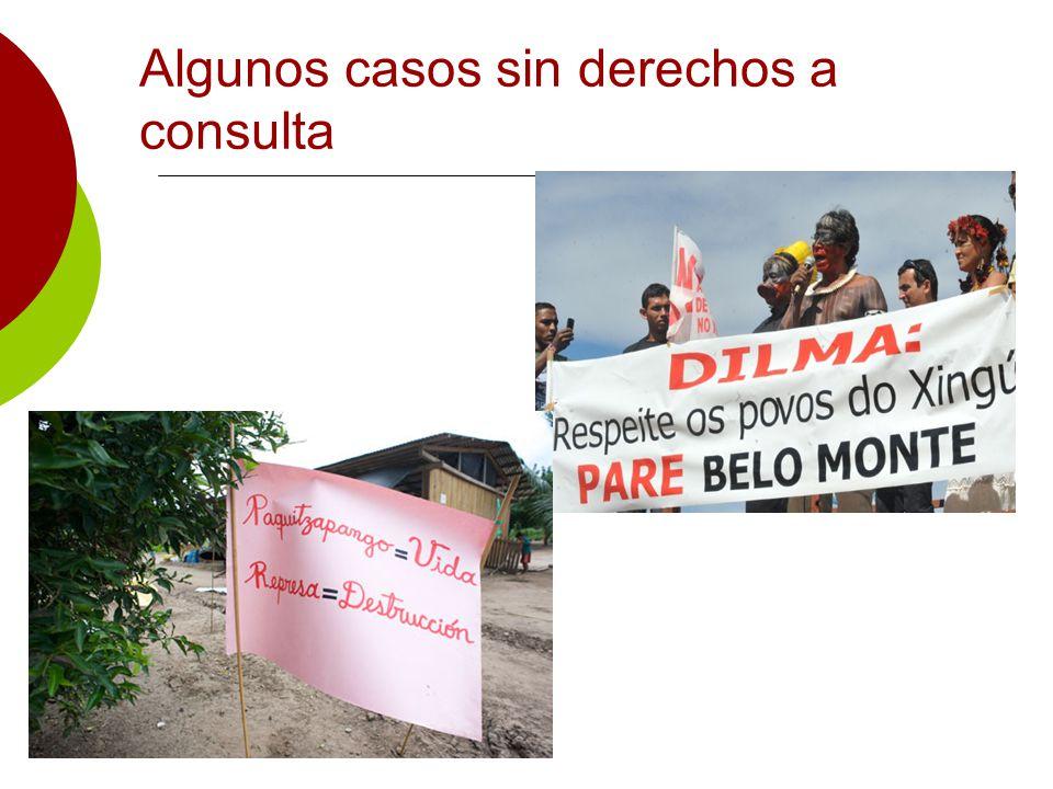 Contexto Nacional El Estado se compromete a adecuar el Convenio 169 de la Organización Internacional del Trabajo OIT, a rango constitucional por tratarse de DD.HH vigente en el Perú desde 02 de febrero de 1995.
