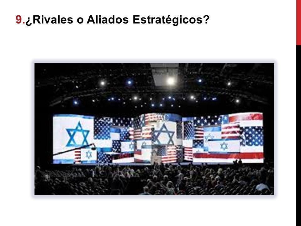 9.9.¿Rivales o Aliados Estratégicos? es o Aliados Estratégicos?
