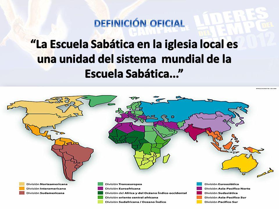 5.- REGISTROS DE LA ESCUELA SABÁTICA C.- REGISTROS DE LAS CLASES DE ESC.