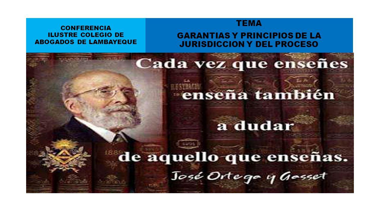 El juez sometido a un sistema garantista de la ley, es capaz de tutelar los derechos de un individuo aunque la mayoría o incluso la totalidad se uniera contra el.