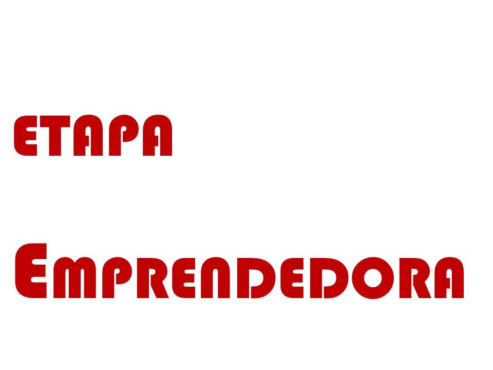 ETAPA E MPRENDEDORA