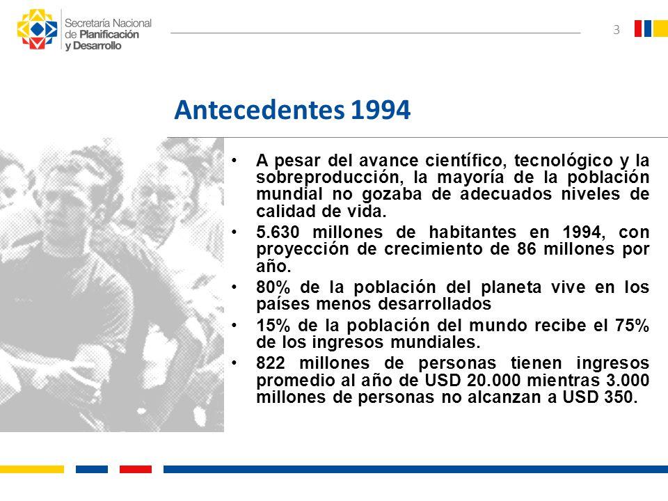 24 Región Andina: Acceso a agua Fuente: CEPAL: Comisión Económica para América Latina y el Caribe: División de Estadísticas.