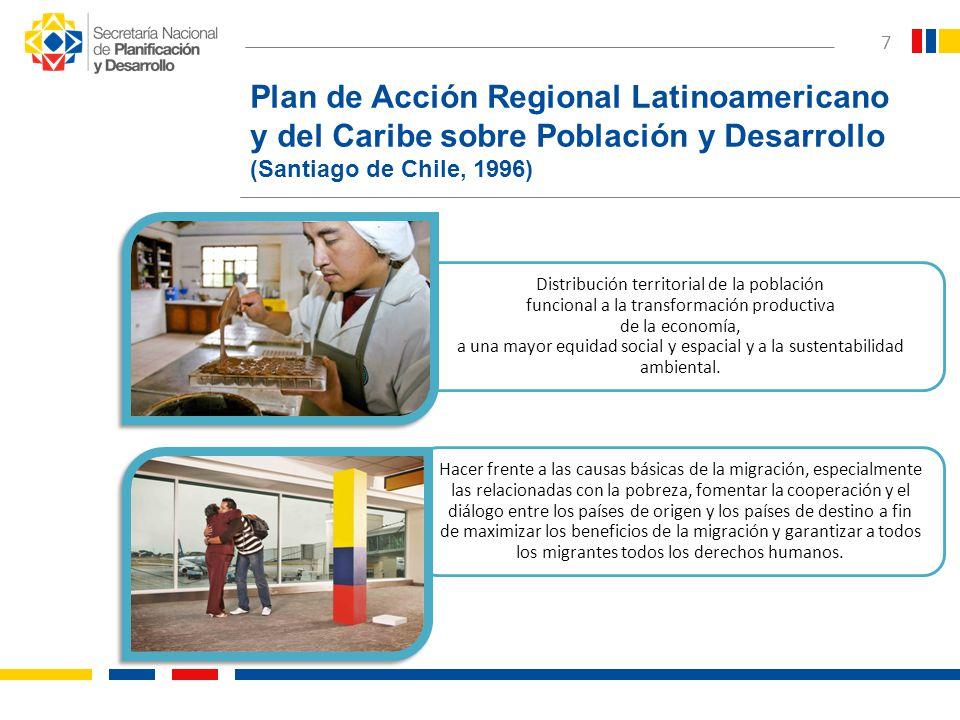 18 Región Andina: Mortalidad Materna Fuente: CEPAL/STAT Base de Datos.