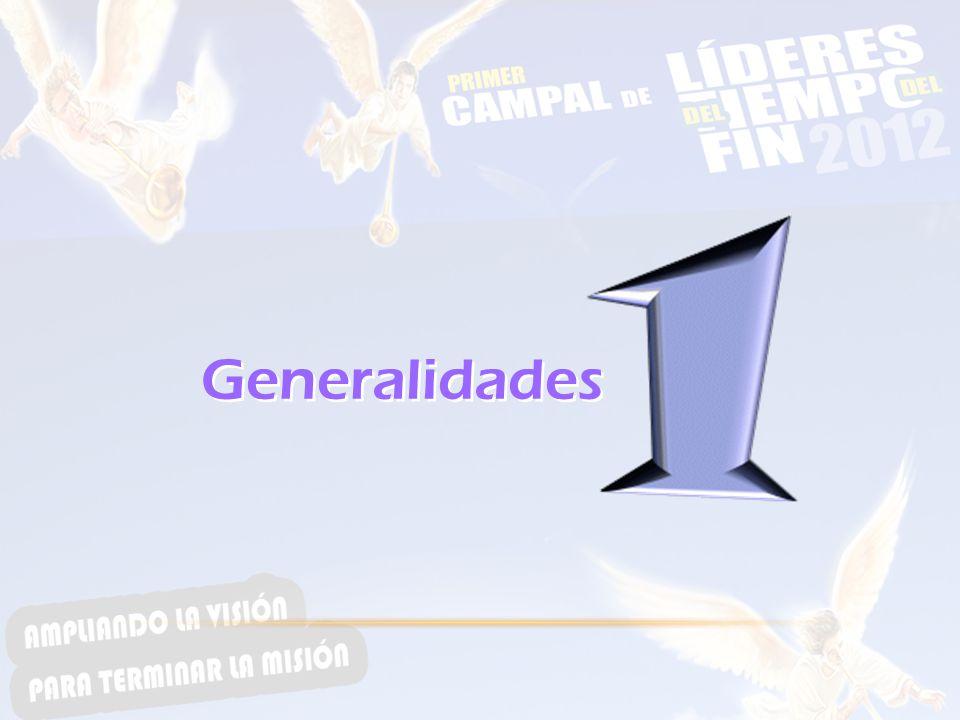 Generalidades Generalidades